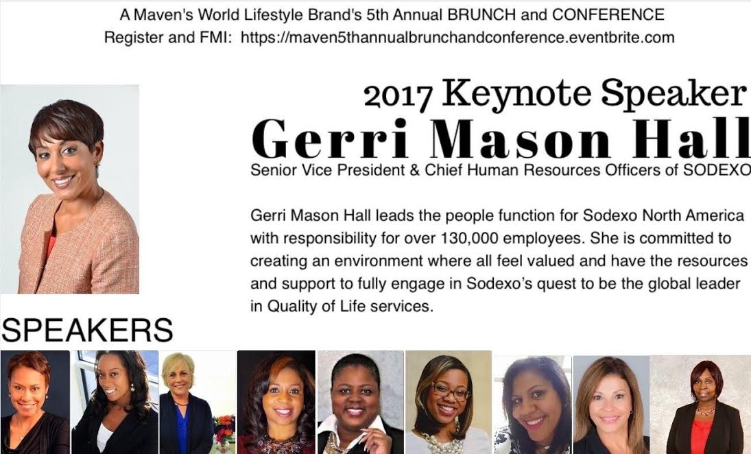 5th Annual Women's New Year Brunch and Conference