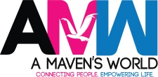 A Maven's World Logo
