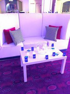 StyleWeek Lounge Area 2