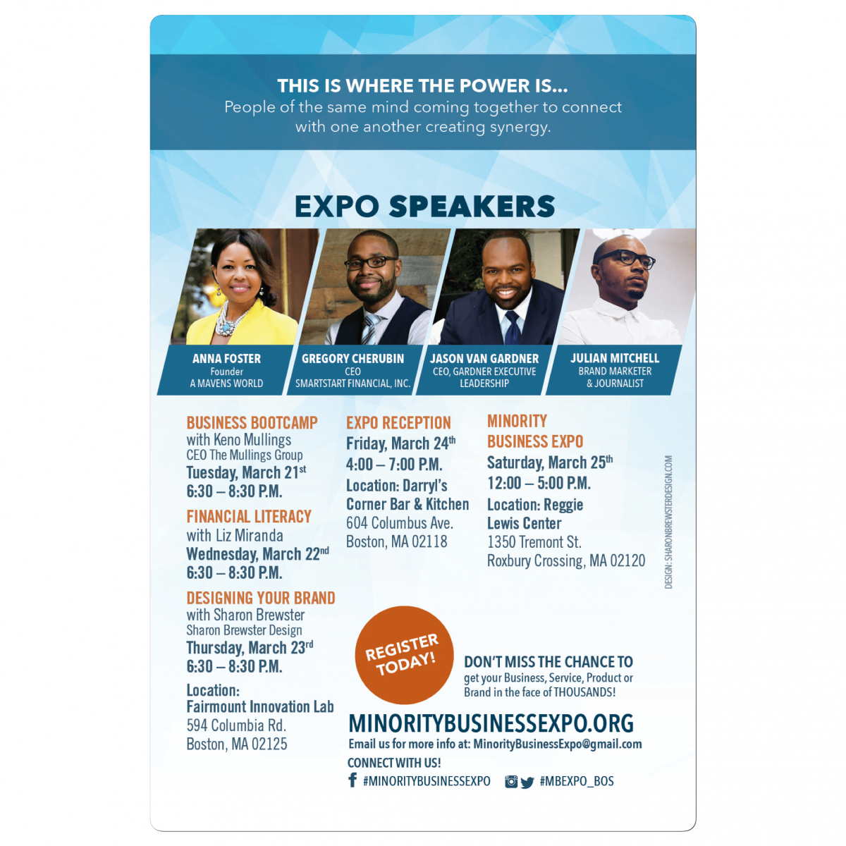 Minority Business Expo – A Maven\'s World