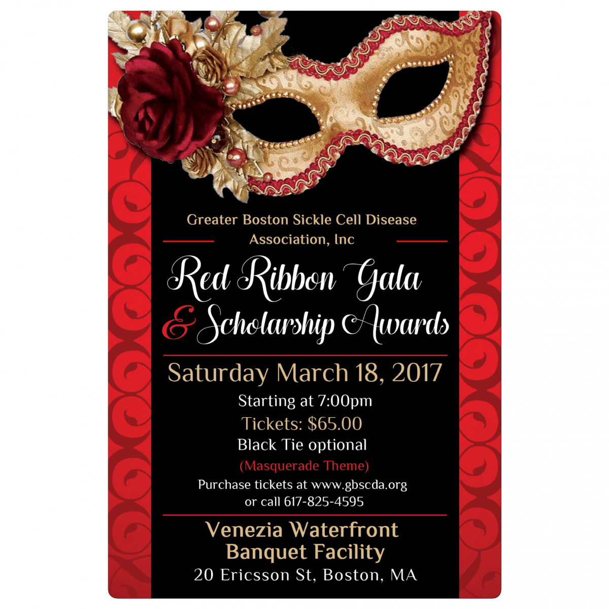 Red Ribbon Gala