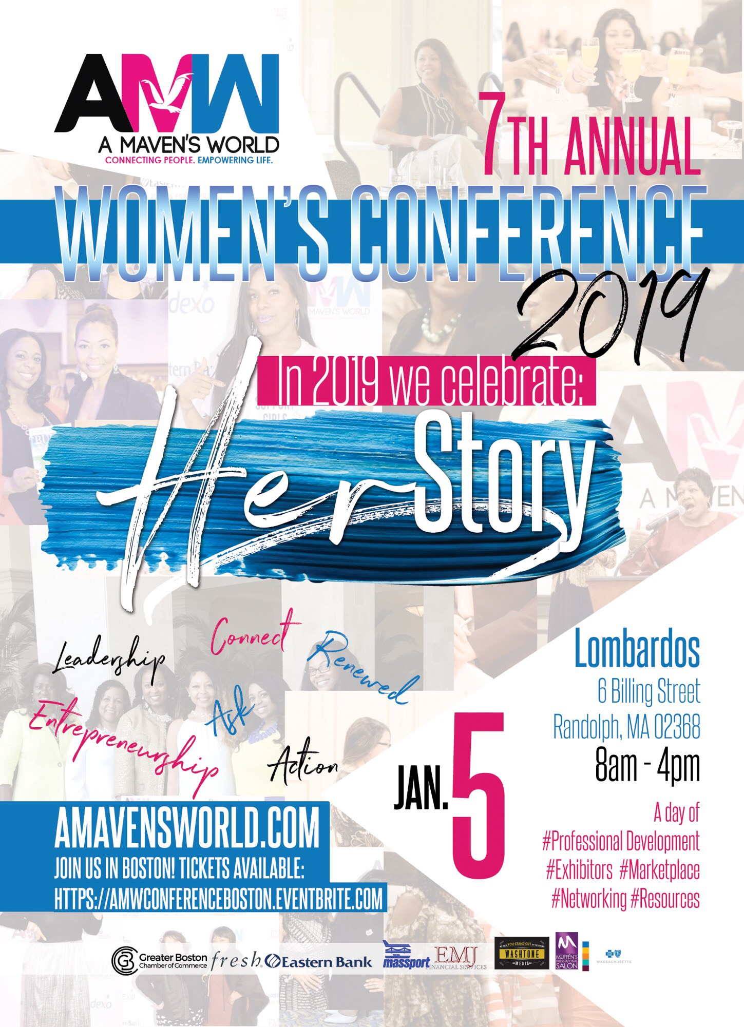 7th Annual Women's Brunch and Conference